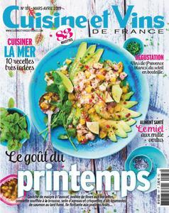Cuisine et Vins de France - mars 2019