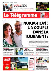 Le Télégramme Ouest Cornouaille – 08 juillet 2020