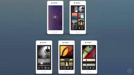 Photoshop CC Basics: Mobile UI Design