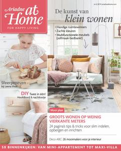 Ariadne at Home - juni 2019