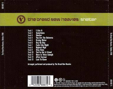 The Brand New Heavies - Shelter (1997)