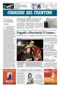Corriere del Trentino - 8 Marzo 2018