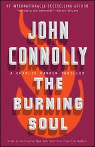 «The Burning Soul» by John Connolly