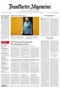 Frankfurter Allgemeine Zeitung - 23 September 2021