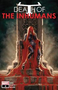 Death Of The Inhumans 04 of 05 2018 Oroboros