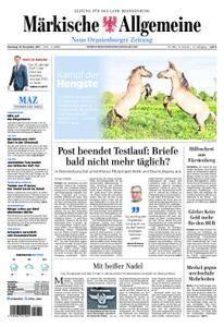 Neue Oranienburger Zeitung - 19. Dezember 2017