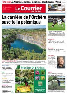 Le Courrier de l'Ouest Angers – 23 septembre 2021