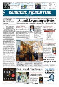 Corriere Fiorentino La Toscana – 28 gennaio 2020