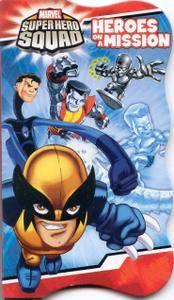 Marvel Super Hero Squad - Heroes On A Mission 2011 AquilaLorelei TRWBD