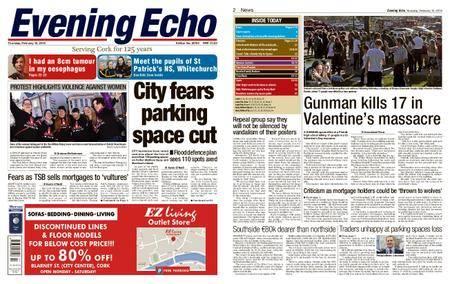 Evening Echo – February 15, 2018