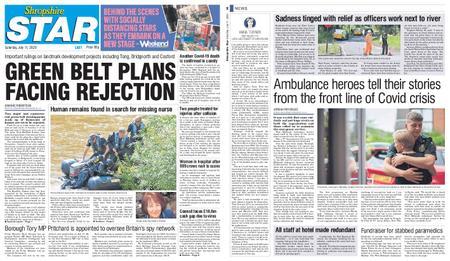 Shropshire Star Last Telford Edition – July 11, 2020