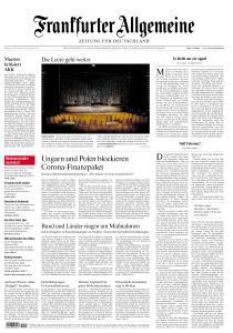 Frankfurter Allgemeine Zeitung - 17 November 2020