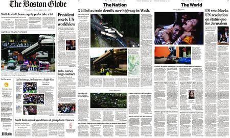 The Boston Globe – December 19, 2017