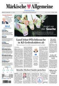 Märkische Allgemeine Fläming Echo - 10. Januar 2018