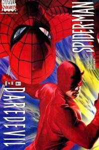 Daredevil  Spider-Man - Unusual Suspects 01