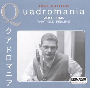 Zoot Sims - That Old Feeling (2005) {4CD Set Quadromania--Membran 222478-444 rec 1944-1956}