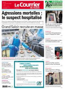Le Courrier de l'Ouest Cholet – 17 novembre 2020