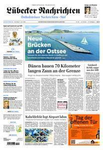Lübecker Nachrichten Ostholstein Süd - 05. Juni 2018