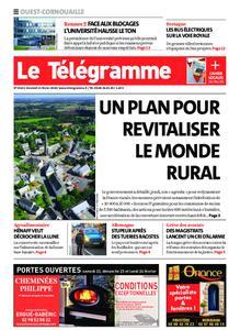 Le Télégramme Ouest Cornouaille – 21 février 2020