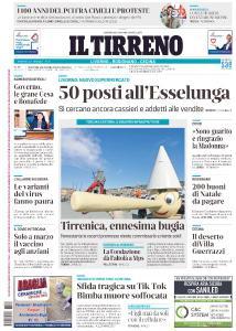 Il Tirreno Livorno - 22 Gennaio 2021