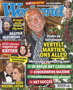 Weekend Netherlands – 18 december 2019