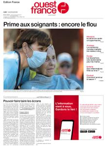 Ouest-France Édition France – 30 avril 2020