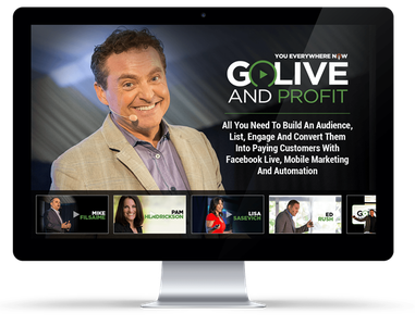 Mike Koenigs - Go Live and Profit