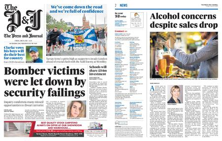 The Press and Journal Moray – June 18, 2021