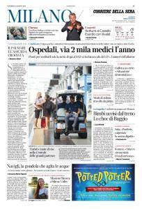Corriere della Sera Milano - 10 Agosto 2018