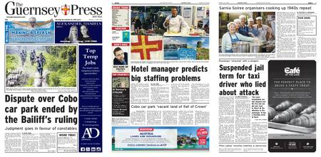 The Guernsey Press – 01 April 2019