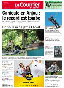 Le Courrier de l'Ouest Cholet – 30 juin 2019