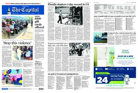 The Capital – July 13, 2020