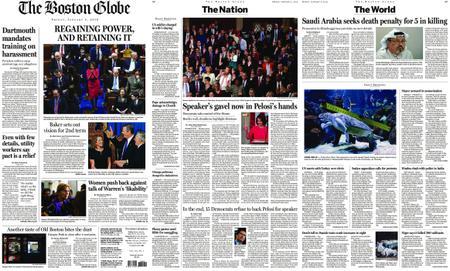 The Boston Globe – January 04, 2019