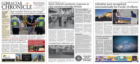 Gibraltar Chronicle – 12 August 2020