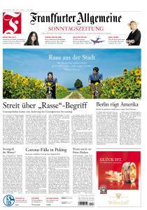 Frankfurter Allgemeine Sonntags Zeitung - 14 Juni 2020