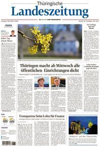 Thüringische Landeszeitung – 17. März 2020