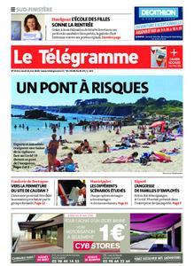 Le Télégramme Ouest Cornouaille – 21 mai 2020