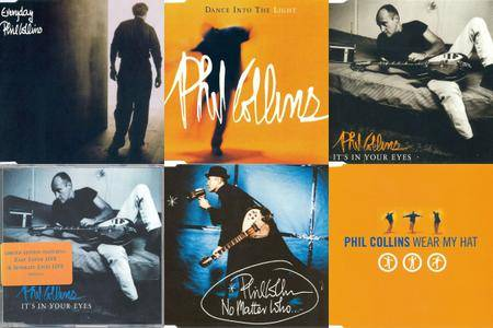 Phil Collins: Singles Collection part 2 (1993 - 1996)
