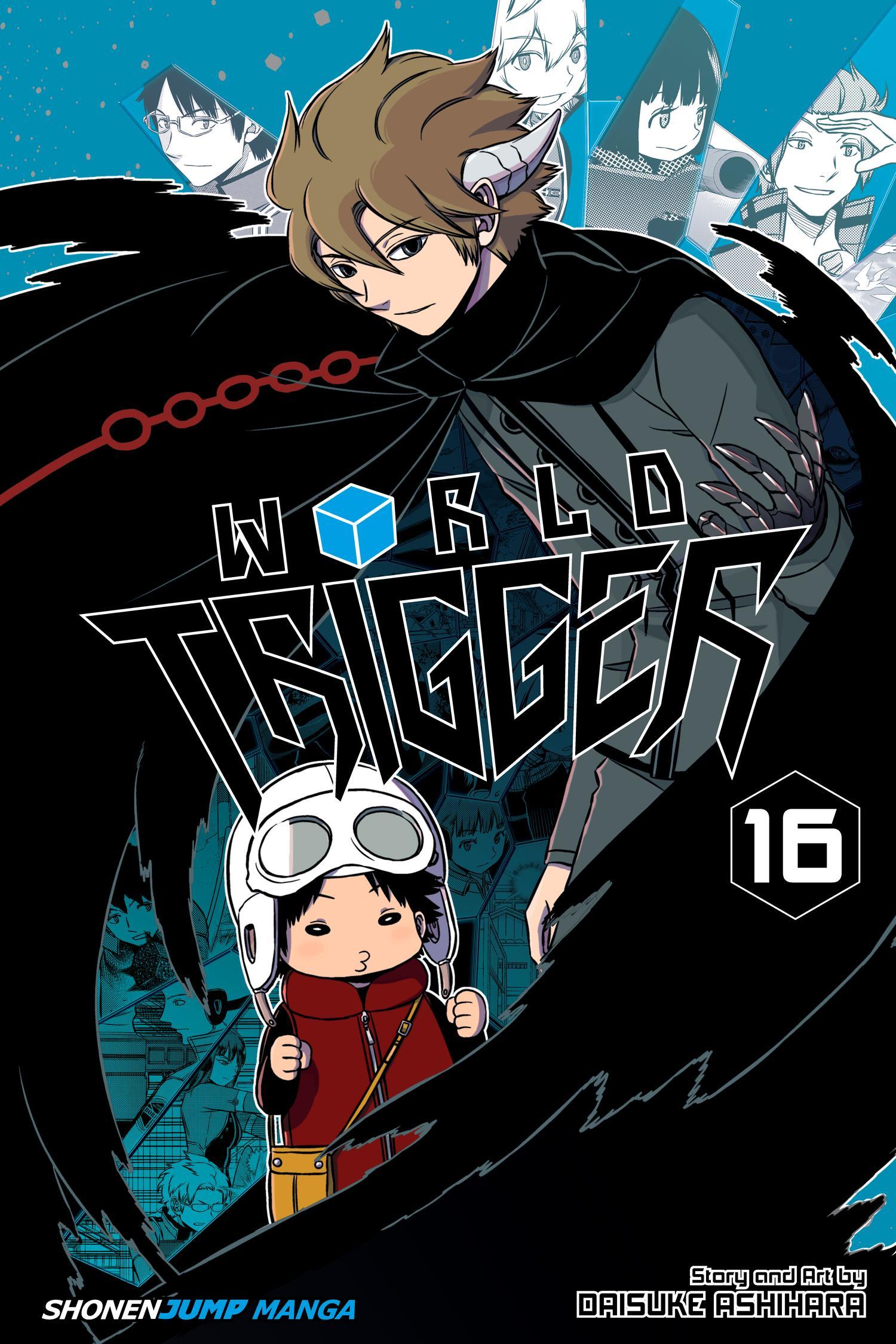 World Trigger v16 2017 Digital LuCaZ