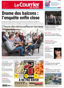 Le Courrier de l'Ouest Angers – 20 mai 2021
