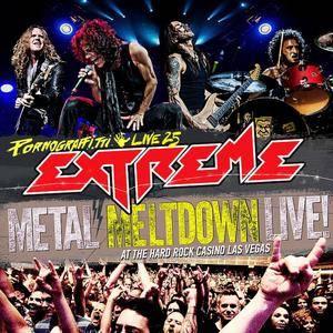 Extreme - Pornograffitti Live 25 / Metal Meltdown (2016) [Digipak]