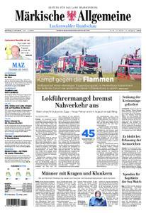 Märkische Allgemeine Luckenwalder Rundschau - 02. Juli 2019