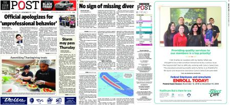 The Guam Daily Post – November 21, 2018