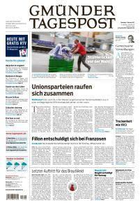 Gmünder Tagespost - 7 Februar 2017