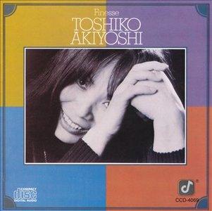 Toshiko Akiyoshi - Finesse (1978) {1990 Concord} **[RE-UP]**
