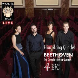 Elias String Quartet - Beethoven: The Complete String Quartets, Vol. 4 (2017) [Official Digital Download 24/96]