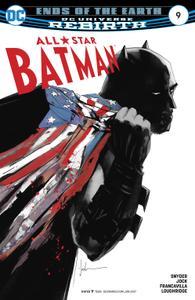 All-Star Batman 009 2017 3 covers Digital Zone