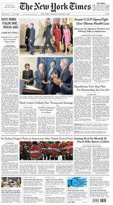 The New York Times  January 05 2017