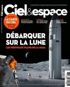 Ciel & Espace - Août-Septembre 2021