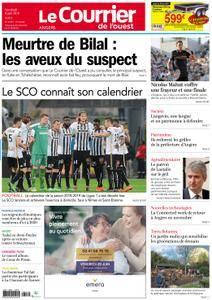 Le Courrier de l'Ouest Angers - 08 juin 2018